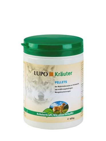 Luposan Kräuter 675g (granulés)